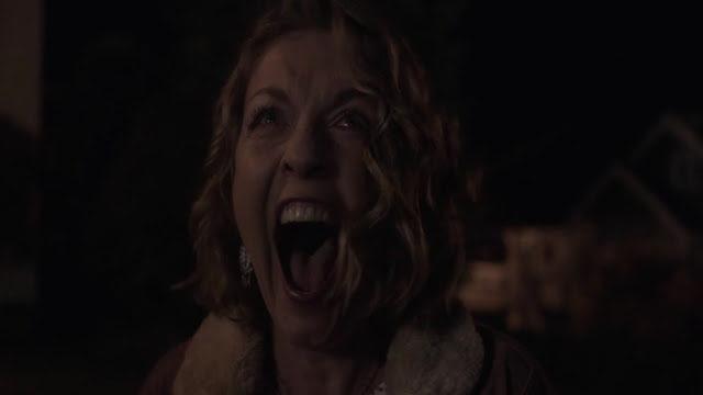 Twin Peaks finał Laura krzyk