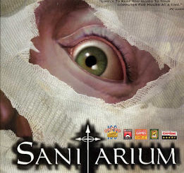Sanitarium okładka