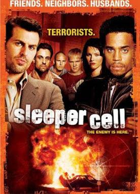 Sleeper cell okładka DVD