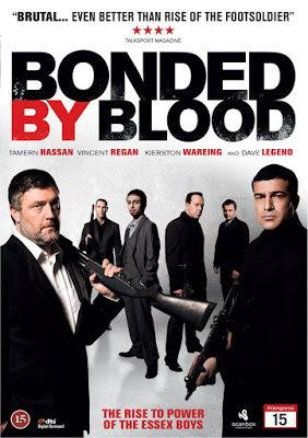 Bonded by Blood okładka