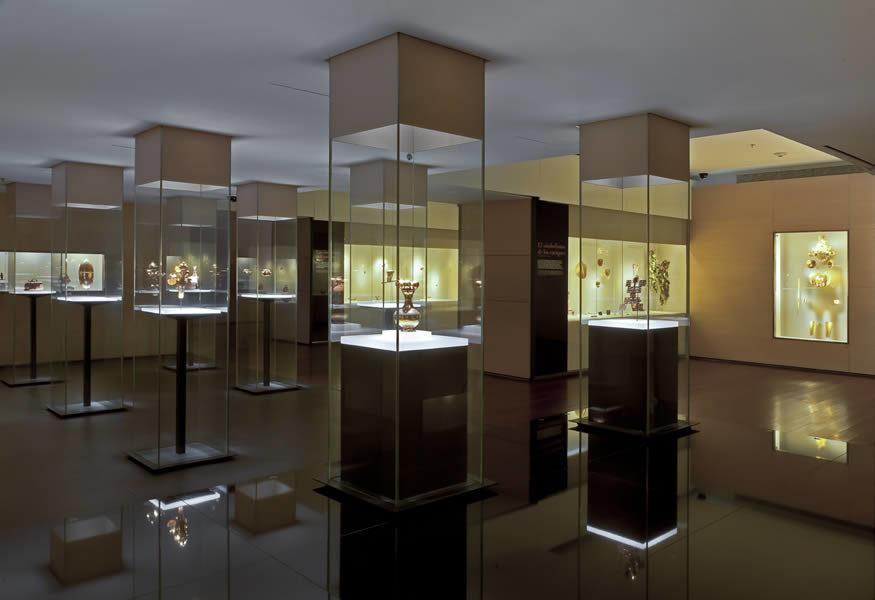 Muzeum złota w Bogocie