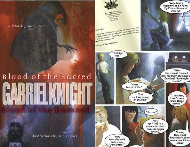 Gabriel Knight Komiks