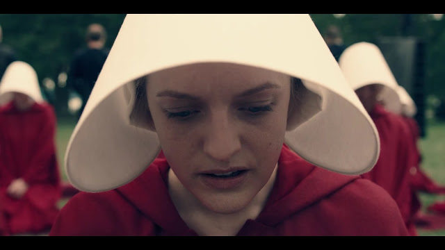 Elisabeth Moss opowieść podręcznej