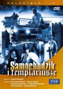 Pan Samochodzik i Templariusze okładka DVD