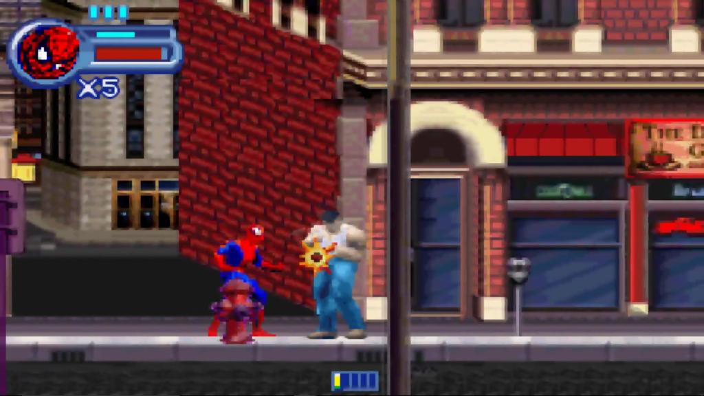 Spider-Man: Mysterio's Menace
