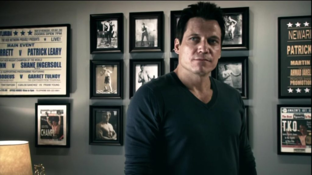 Holt McCallany - lights out