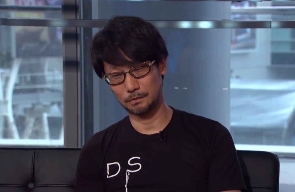 Hideo Kojima w 2016