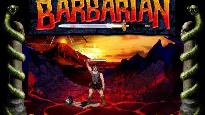 Barbarian jako nieficjalny remake