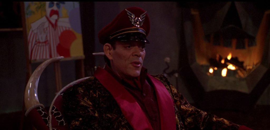 Raul Julia Street Fighter Bison