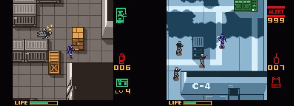 Rozgrywka w Metal Gear Solid Ghost Babel