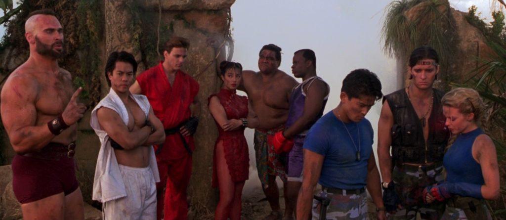 Aktorzy z Street Fighter