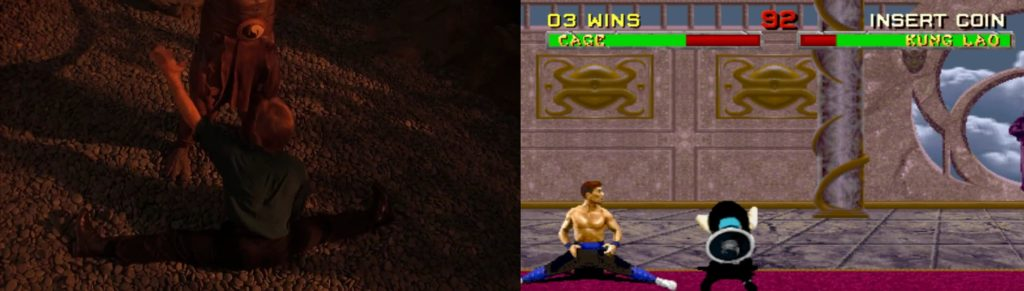 Nutbuster Johnny Cage MK2