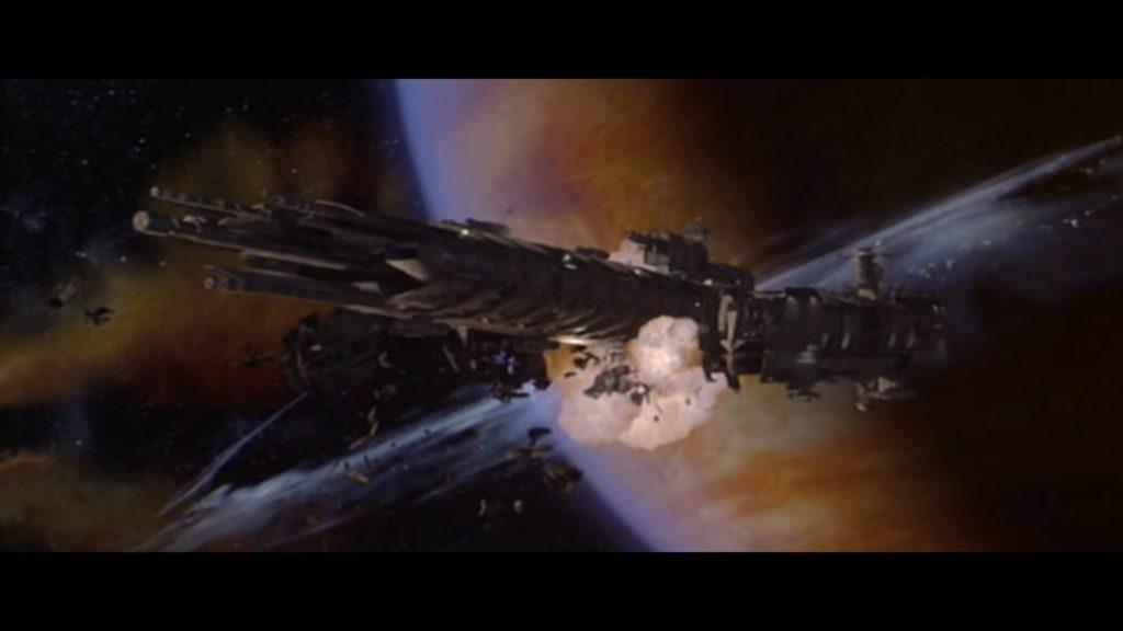 Efekty specjalne Wing Commander