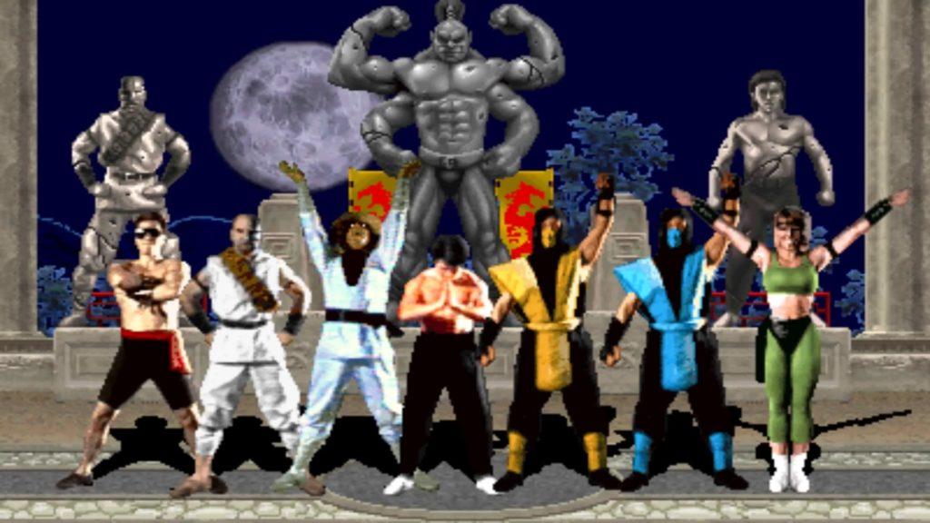Mortal Kombat 1 obsada gry