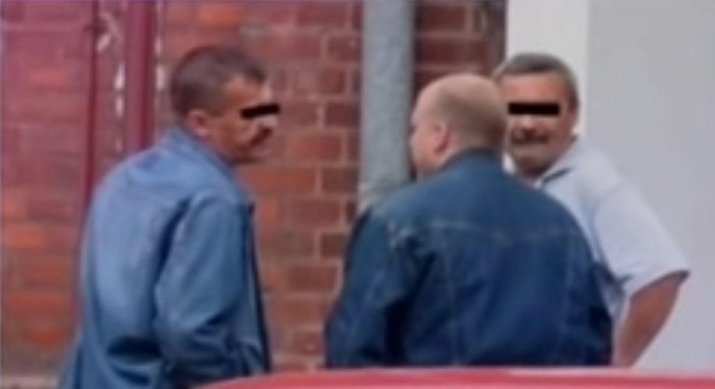 Policjanci Włodowo