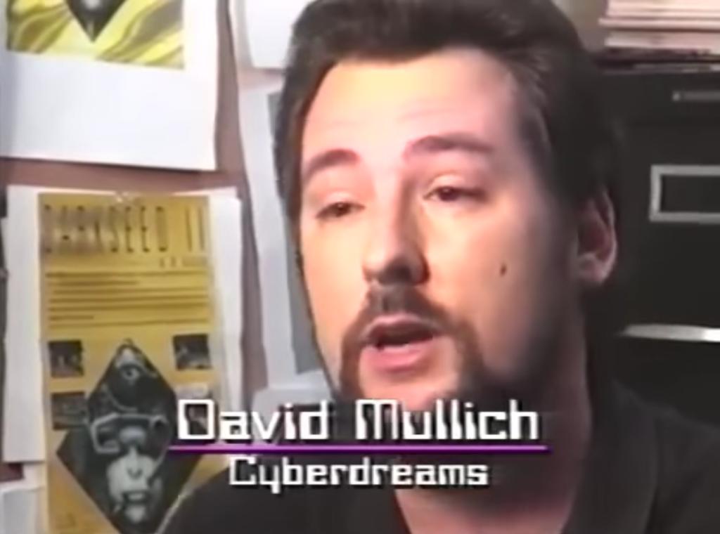 david mullich cyberdreams