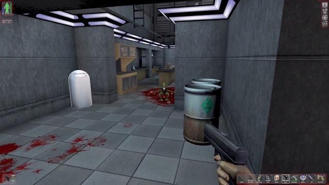 Laboratoria w Deus Ex