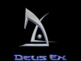 Logo deus ex w HD