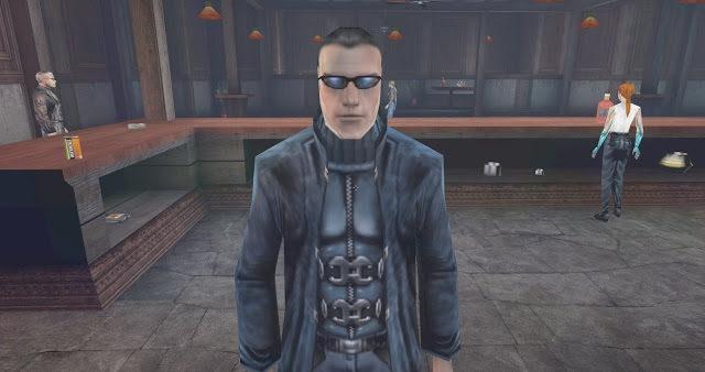 Deus Ex JC denton