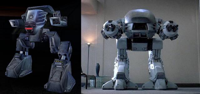 Deus Ex Robocop