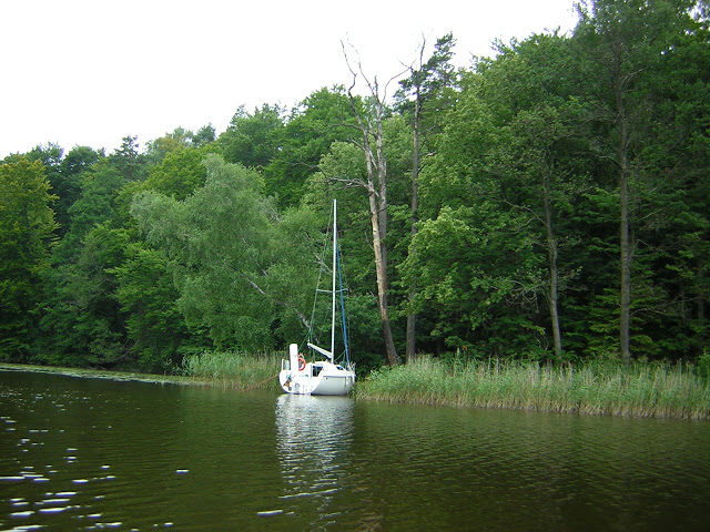Jeziorak Jacht