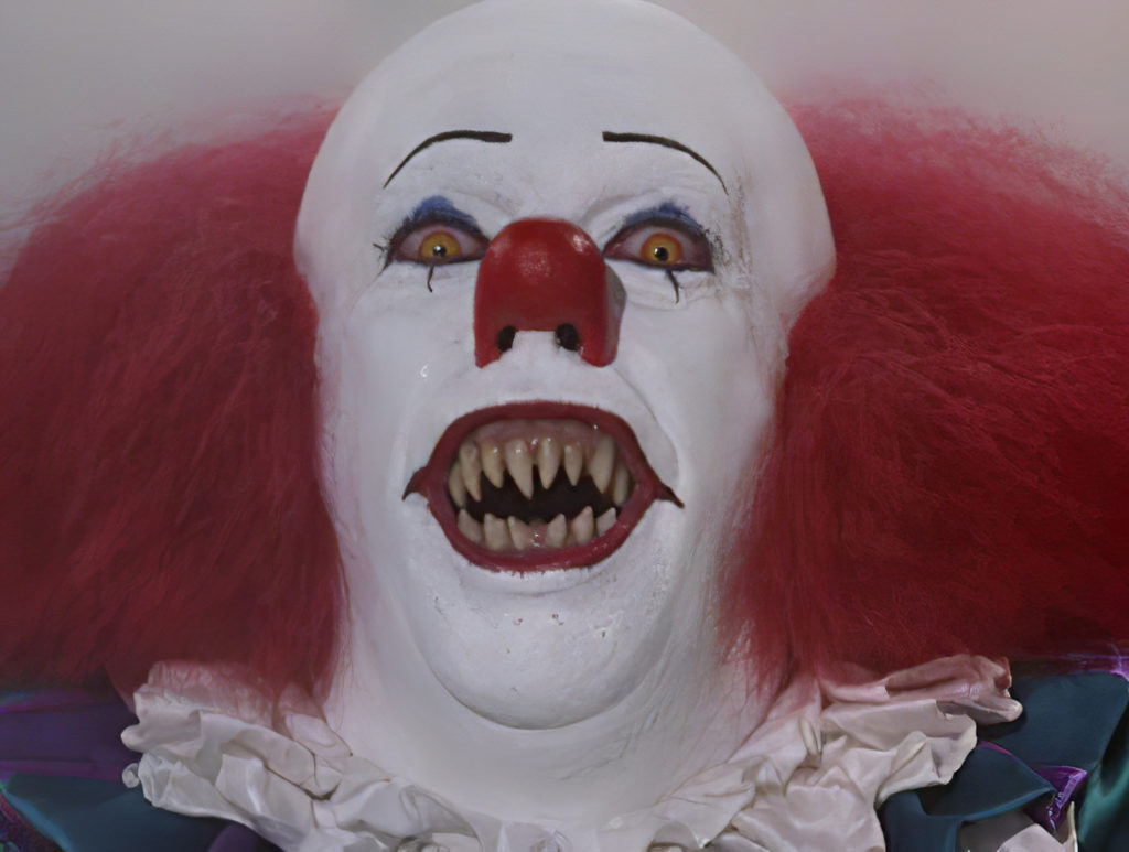 Pennywise serial to