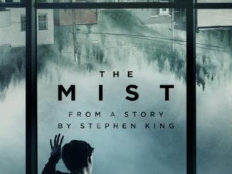 Mgła plakat promocyjny
