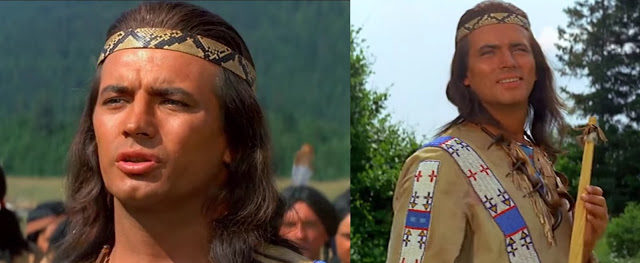 pierre brice Winnetou