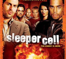 Sleeper cell okładka DVD