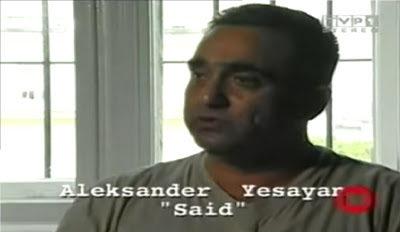 Aleksader Yesayar Said