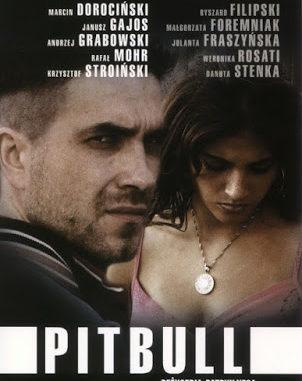 Pitbull okładka dvd pierwszy sezon