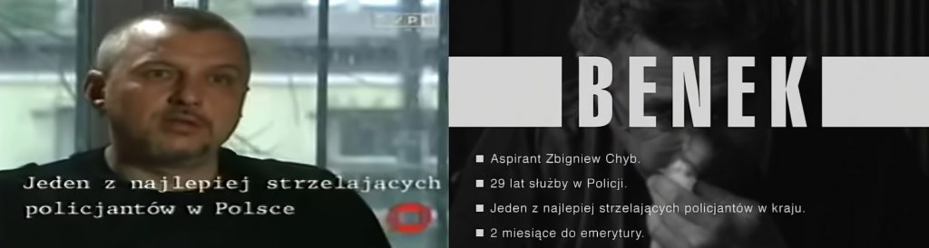 Andrzej Sadzyński Benek Pitbull