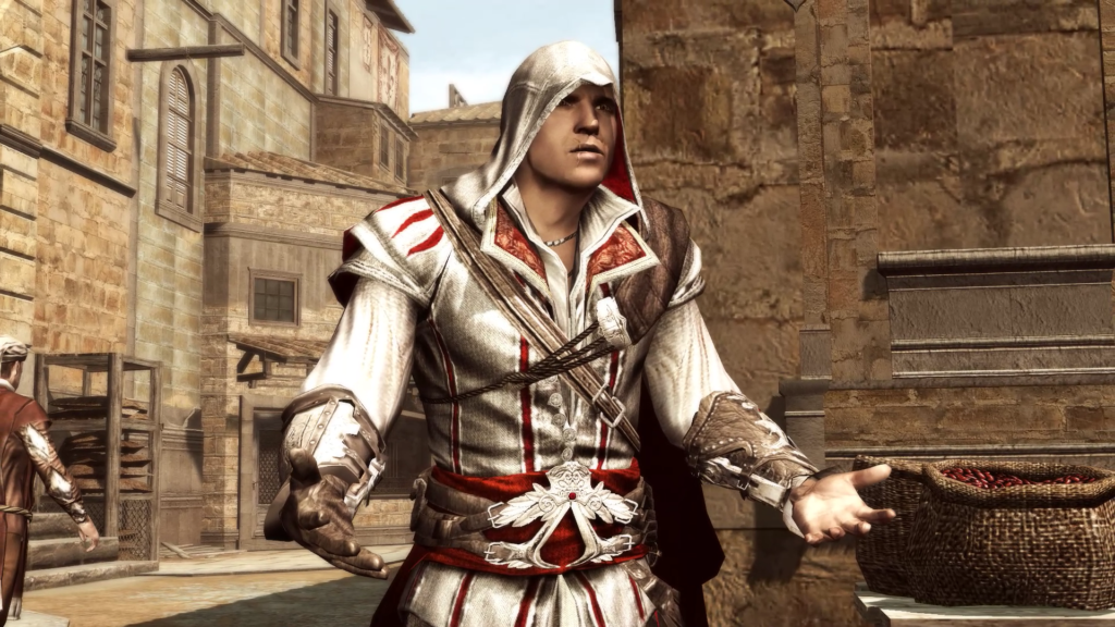 Ezio Auditora da Firenze Assassins Creed 2