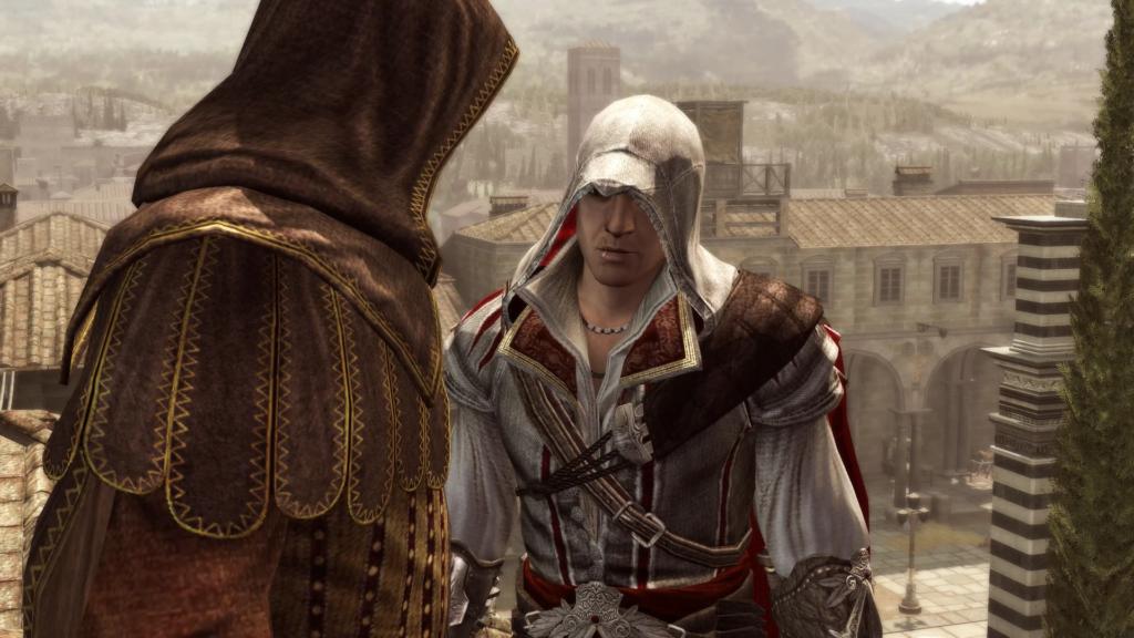 Assassins creed 2 mod overhaul graphics