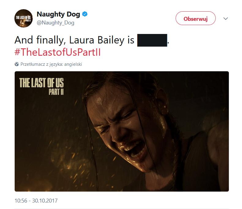 Laura Bailey w roli Anny