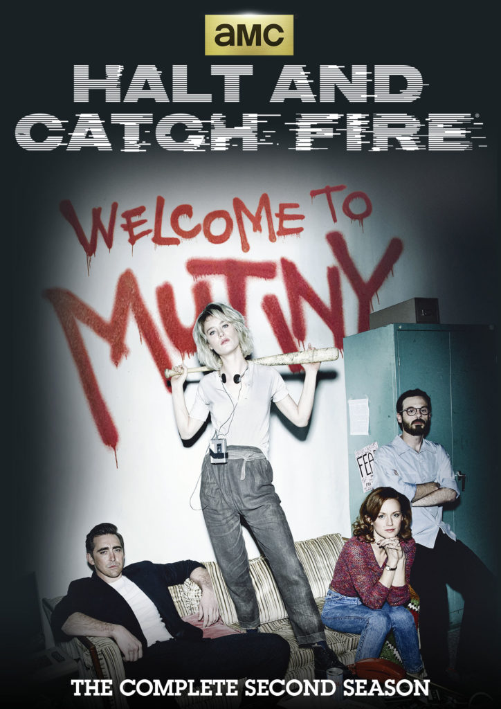 Halt and catch fire 2