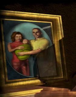 Sanitarium family picture