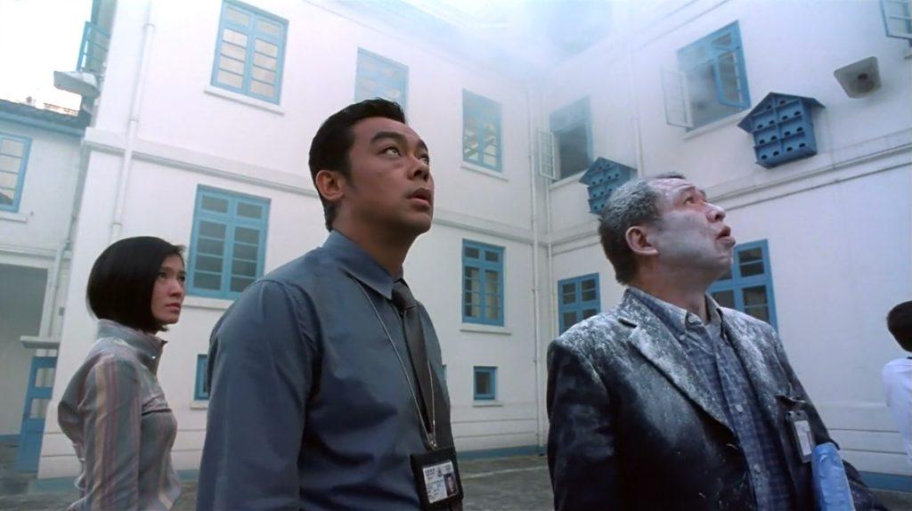 Ching Wan Lau Shiu Hung Hui Running out of time