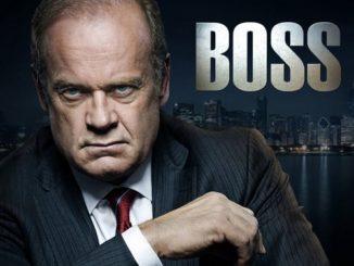 Boss, plakat serialu