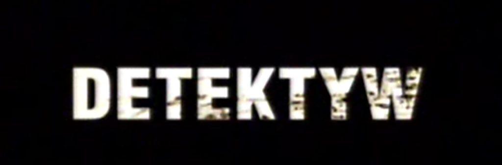 Logo programu Detektyw