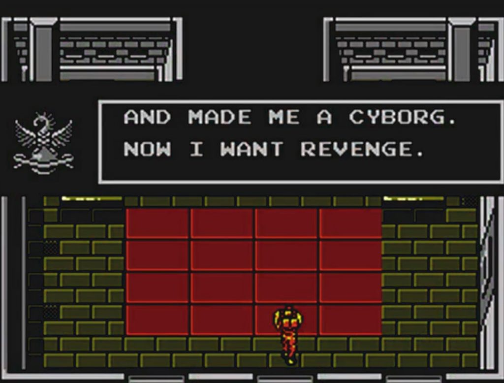 Big boss zemsta Snakes revenge