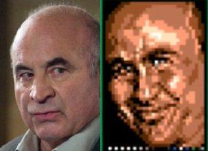Yozev Norden to Bob Hoskins