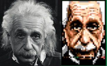 Dr. Madnar to Albert Einstein