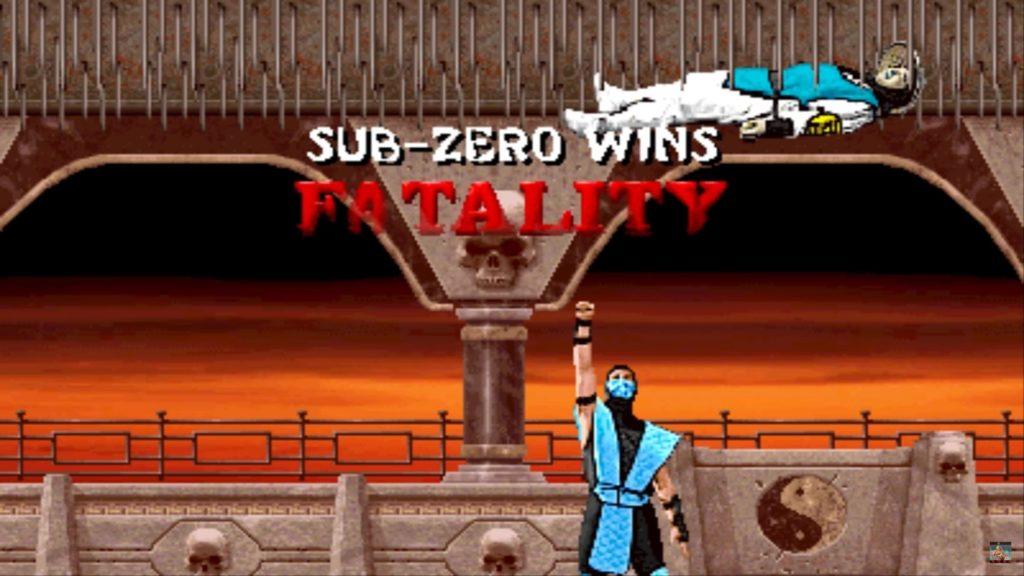 Fatality Mortal Kombat 2