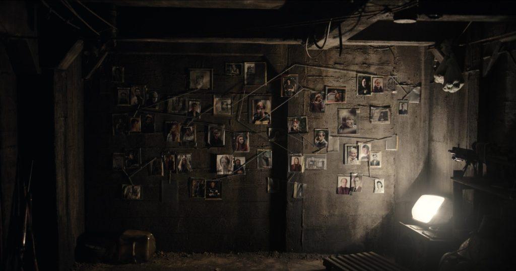 Claudia ściana zdjęcia Dark