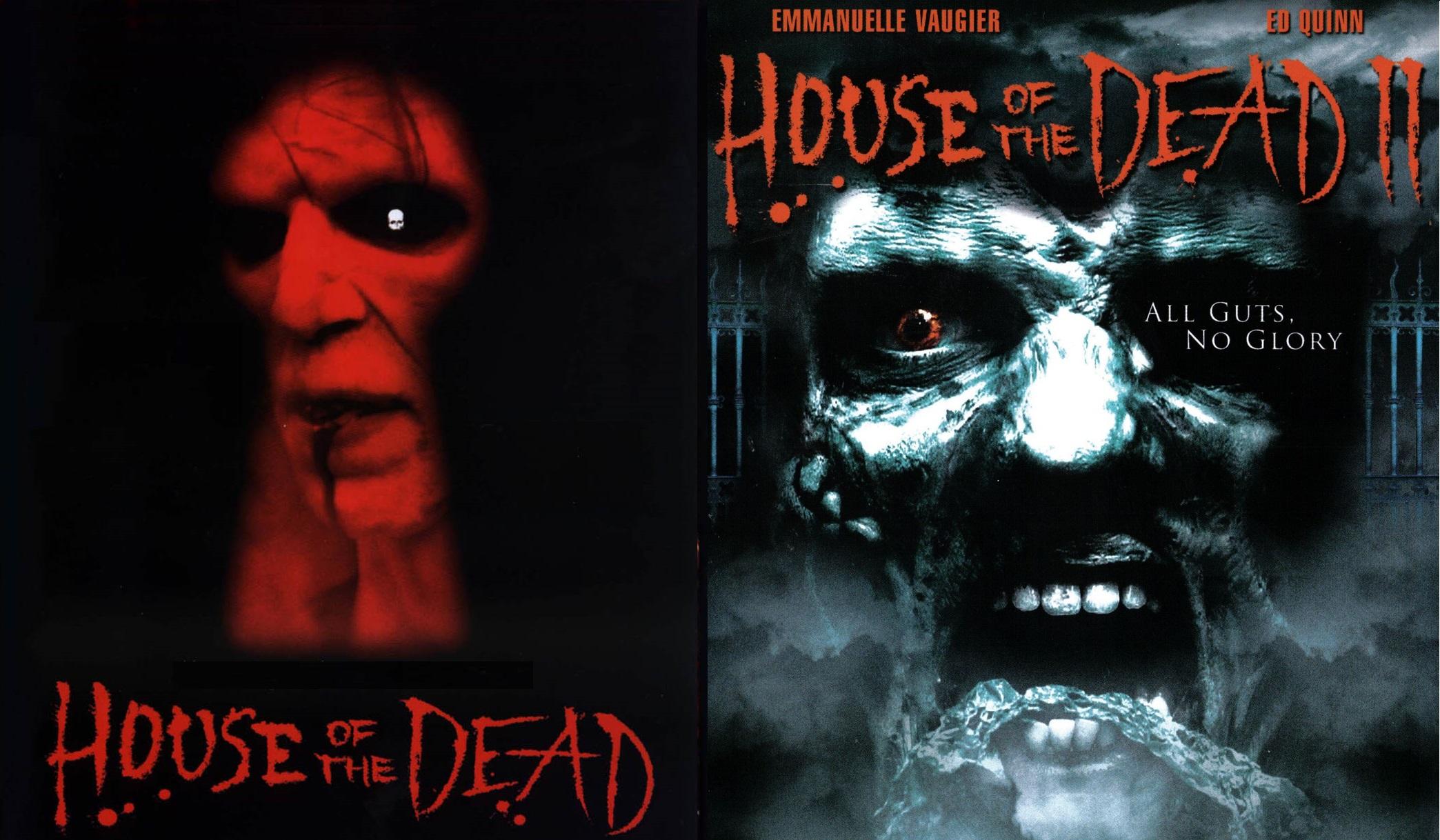 okładki house of the dead