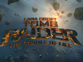 Cradle title screen