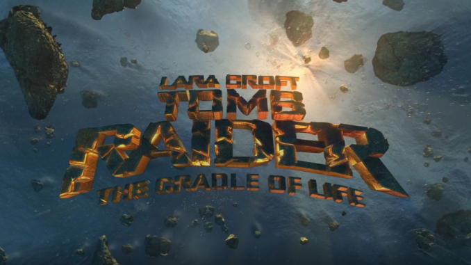 Cradle title screen