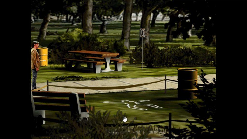 Dark Seed 2 Park