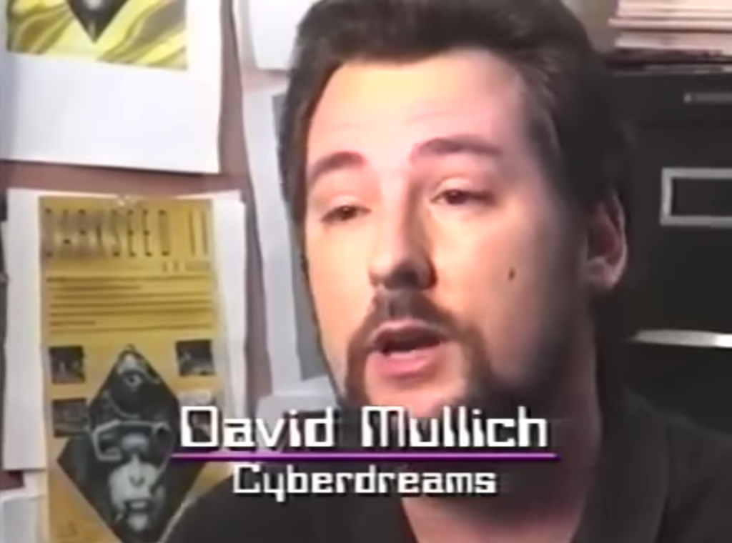 david mullich cyberdreams